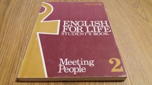 English for life- student's book. Meeting people 2.- Vivian J. Cook