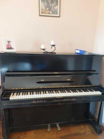 Pianino koncertowe Sommerfeld mało używane