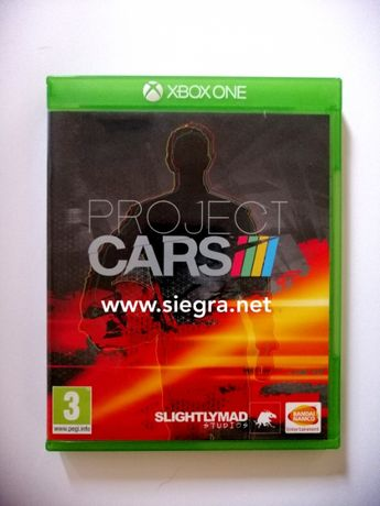 project cars Xbox one 49