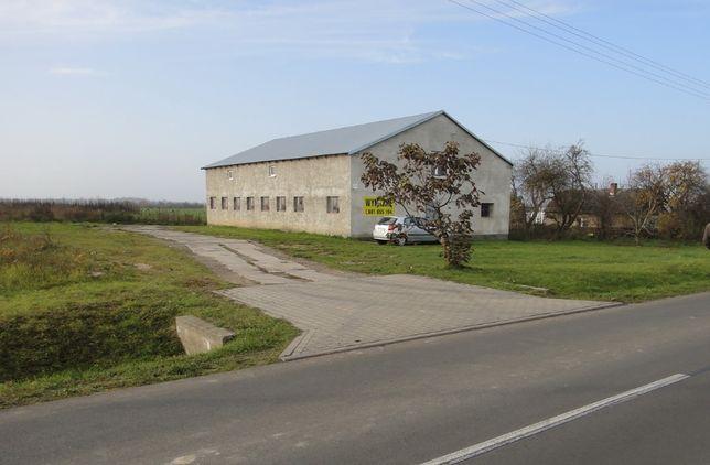Tanio magazyn - warsztat 460m2 blisko Poznania