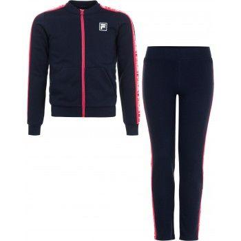 Новый спортивный костюм FILA для девочки размер 134
