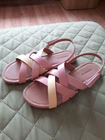 Nowe Sandały dziewczęce Reserved rozmiar 36