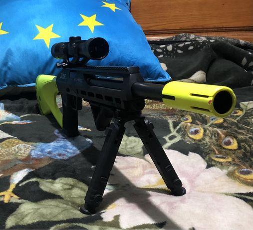 Carabina/sniper airsoft (co2)