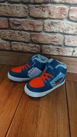Nowe ocieplane buty chłopięce 28 Psi Patrol