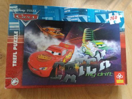Puzzle Cars 160 el