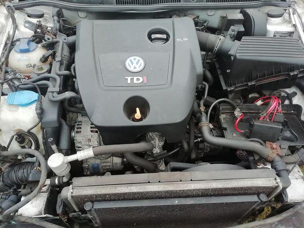 Golf 4 IV 1.9 TDI 2002 AXR części LA7W kombi silnik skrzynia wtryski