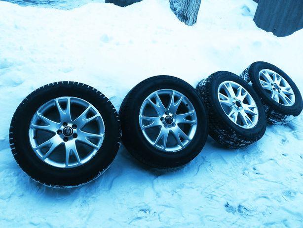 Шины диски R18 235/60 Комплект 4 колеса Зима Volvo XC 90 Разборка