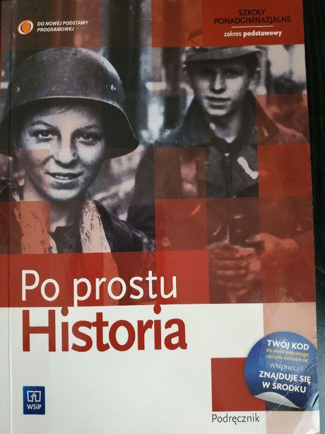 Historia Po prostu historia Podręcznik zakres podstawowy