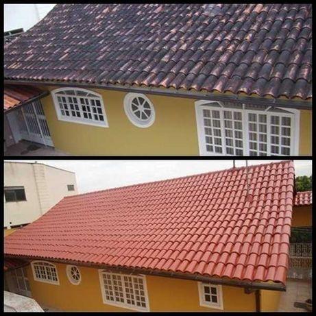 Fazemos todo o tipo de remodelação, pinturas limpeza de telhados, chão