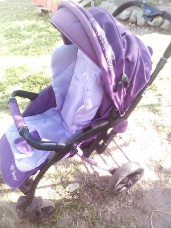 Дитячий візочок детская коляска Bair Fox Баер Фокс прогулочная люлька
