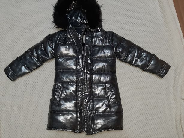 Зимняя курточка ,пуховик appaman 7-8лет