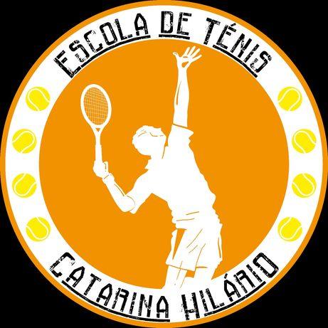 Aulas de ténis na benedita