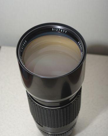 SMC Pentax 300mm F4 (К)