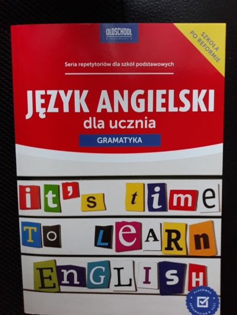 Angielski Gramatyka dla ucznia