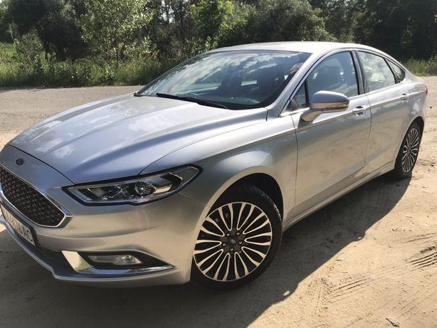 Ford Fusion USA 2.0 2017