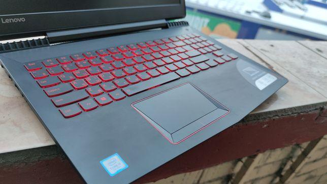 Бодрый игровой Lenovo Y520 (gtx1050ti)