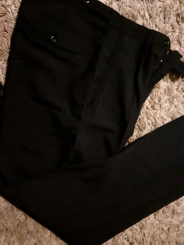 Spodnie wyjściowe Gabardynowe policja i inne służby