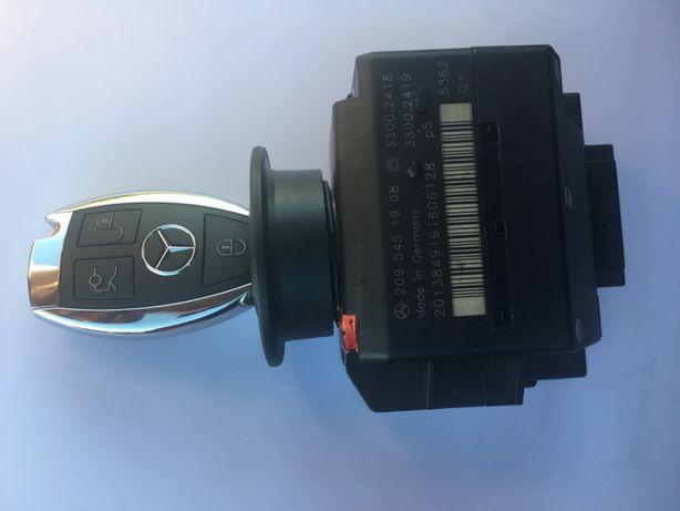 Naprawa Programowanie Stacyjek Blokad Rygla Kodowanie Kluczy Mercedes
