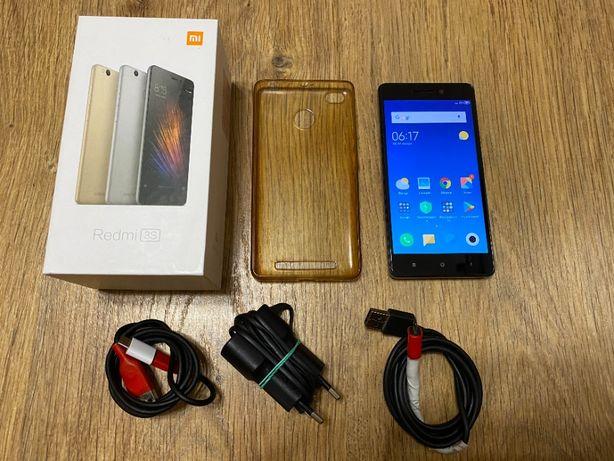 Мобильный телефон Xiaomi Redmi 3S 3/32Gb Dual Sim Dark Grey