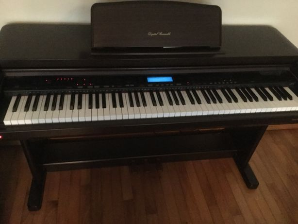 Piano digital ensamble PR305 TECHENICS