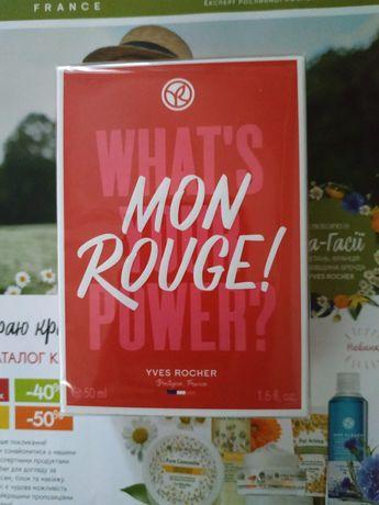Парфюм Ив Роше Mon Rouge 50мл