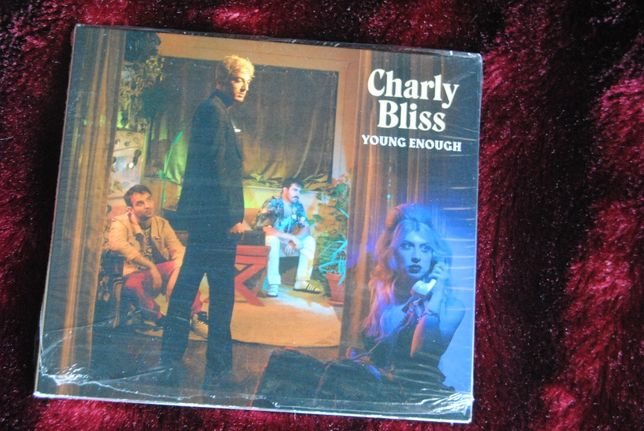 Charly Bliss * Young Enough/CD Nowa