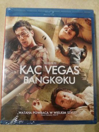 Kac Vegas w BANGKOKU film Blu-Ray nowy w foli