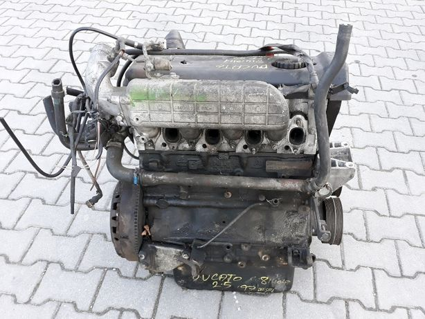 Silnik FIAT DUCATO 2.5 TD 1997r