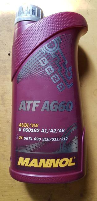 Olej do skrzyni biegów Mannol ATF AG60.