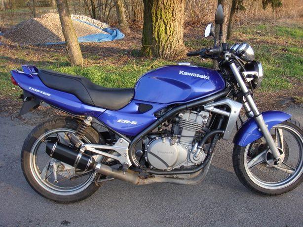 Kawasaki ER5 ER500 EX 500A