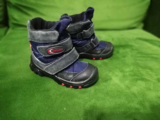 """buty zimowe , kozaki chłopięce r. 22 """"elefanten"""""""