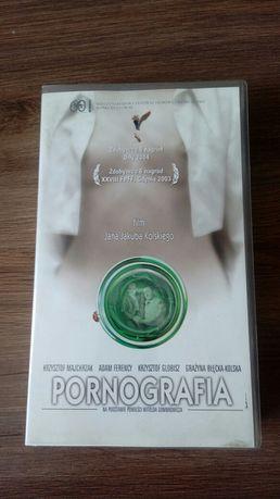 "Film ""Pornografia"" kaseta VHS"