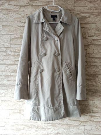 Nowy płaszczyk wiosenny H&M r. S/oversize