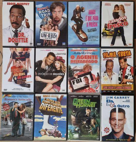 Filmes comédia, DVD