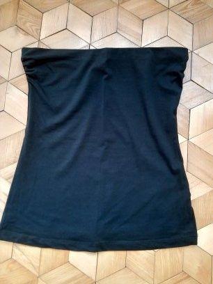 bluzeczka bez ramiączek