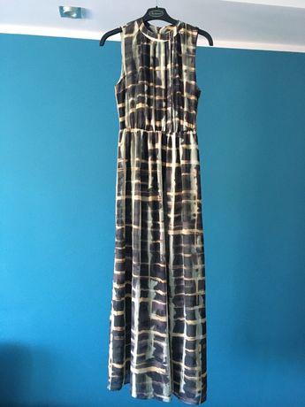 Sukienka długa H&M 36