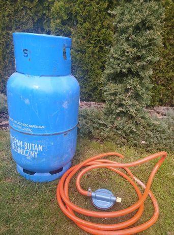 Butla gazowa 11kg gratis reduktor