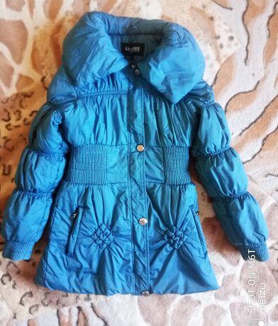 Куртка демисезонная на девочку 158