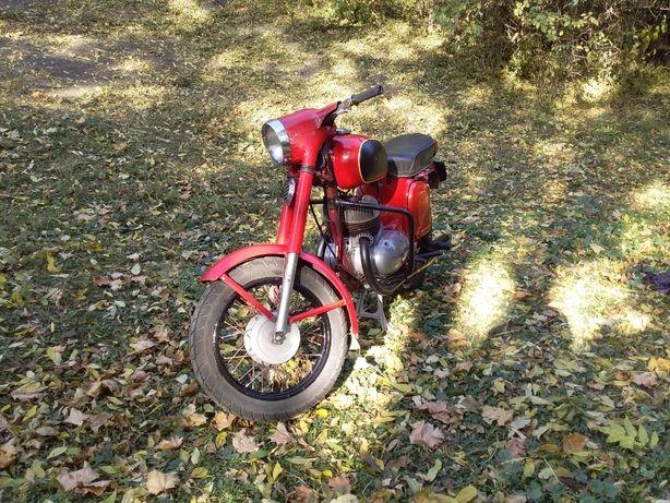 Продам мотоцикл ява 360