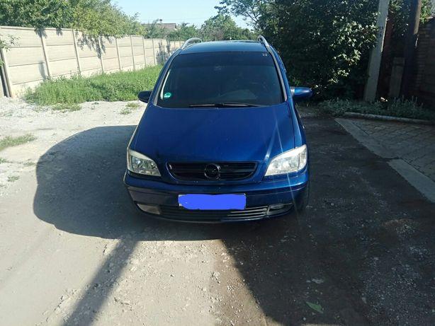 Продам Opel Zafira A CNG