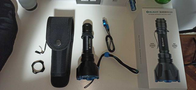 Lanterna Olight Warrior X Turbo 1000metros