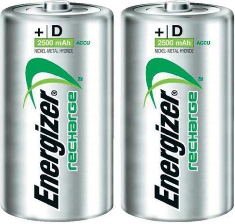 Akumulator Energizer D (R20) 2500 mAh 2 szt.