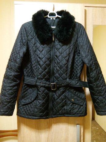 Стильная куртка демисезон на весну 46-48 размер 12 размер