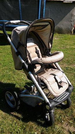 wózek Mutsy 4Rider- nosidełko, gondola, spacerówka