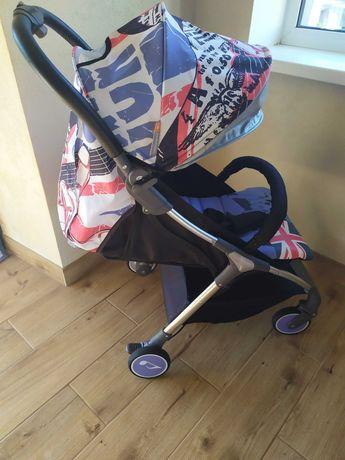 Коляска книжка прогулка бу Babysing ручная кладь бебисинг Франция