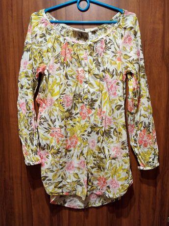 Tunika koszula bluzka H&M rozm. 38 M