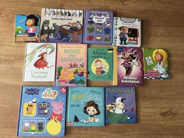 Zestaw książeczek na dzieci