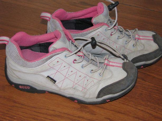 Ecco goretex buty trekkingowe 35
