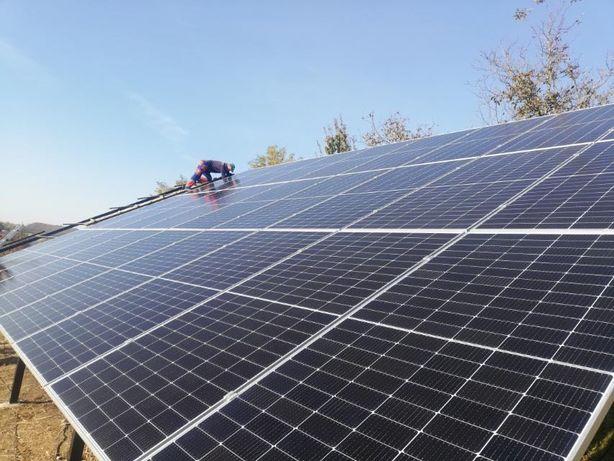 Сонячні станціі під ключ