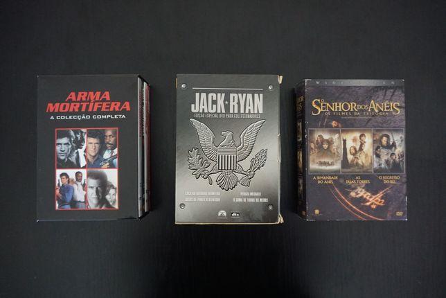 Coleção Pack Filmes DVD (Portes Incluídos)